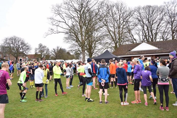 Gade Valley 17 Mile Training Run @ Boxmoor Cricket Club | Hemel Hempstead | England | United Kingdom